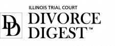 Illinois Trial Court Divorce Digest